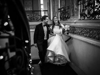 La boda de Andrea y Mike