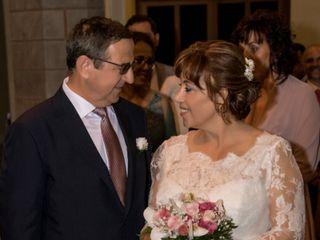 La boda de Andres y Nieves
