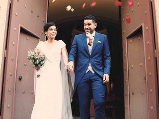 La boda de Javier y Lucía
