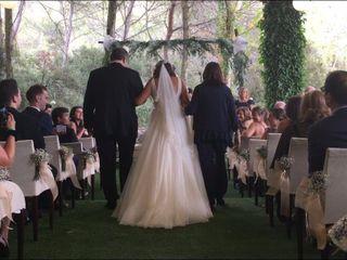 La boda de Laura  y Jordi 1