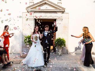 La boda de Clara y Eloi
