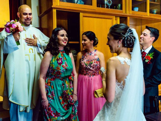 La boda de Nestor y Marta en Toledo, Toledo 35