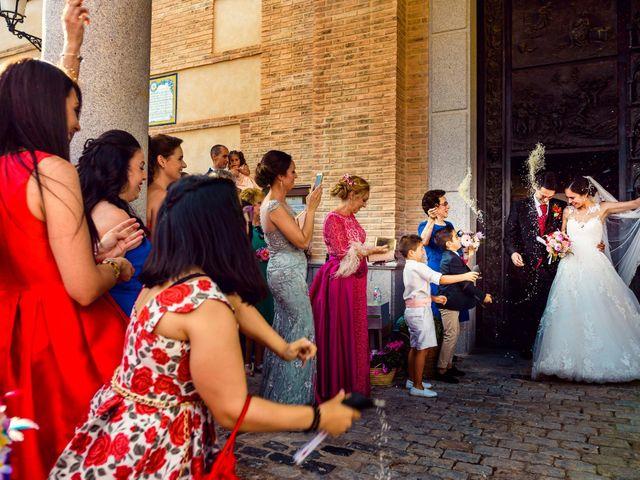 La boda de Nestor y Marta en Toledo, Toledo 36