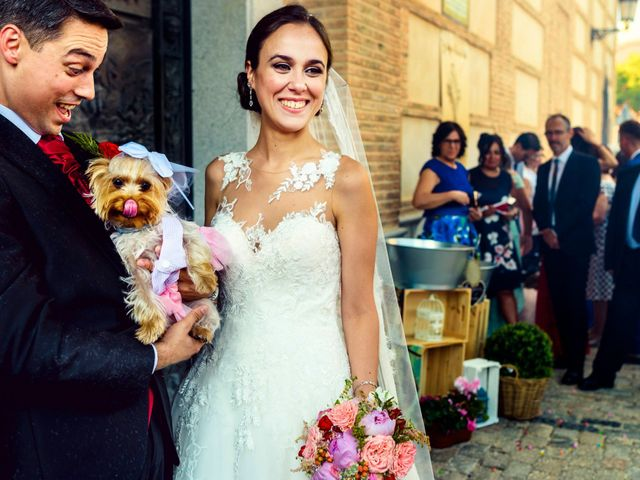 La boda de Nestor y Marta en Toledo, Toledo 37