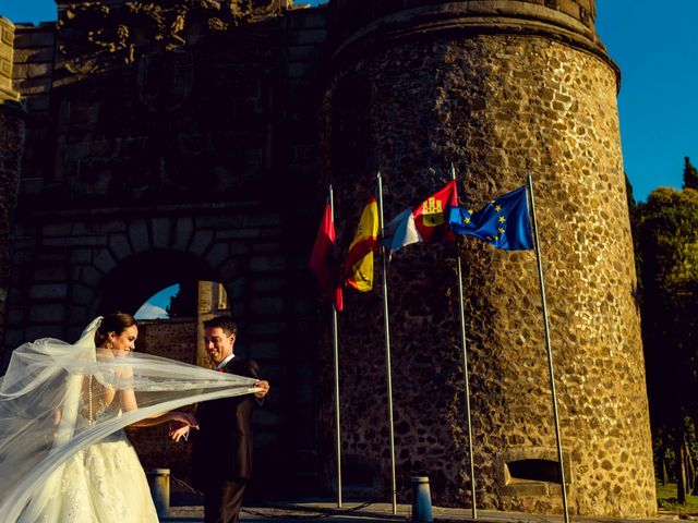 La boda de Nestor y Marta en Toledo, Toledo 38
