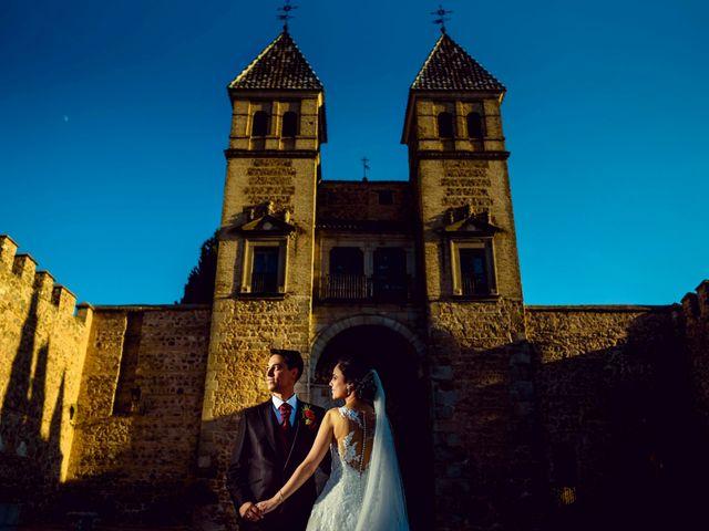 La boda de Nestor y Marta en Toledo, Toledo 41