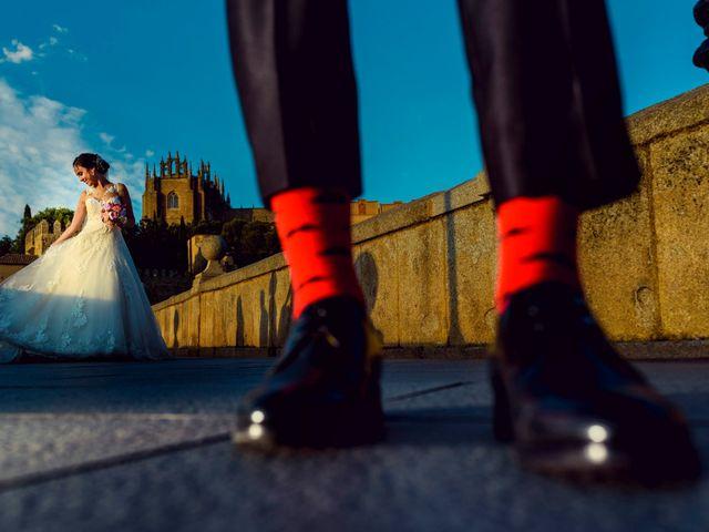 La boda de Nestor y Marta en Toledo, Toledo 42