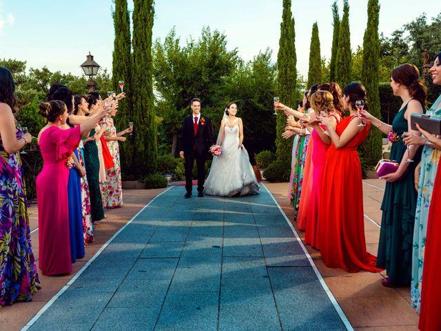 La boda de Nestor y Marta en Toledo, Toledo 50