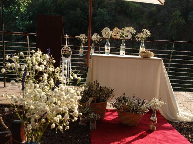 La boda de César y Susana en Caldes De Montbui, Barcelona 1