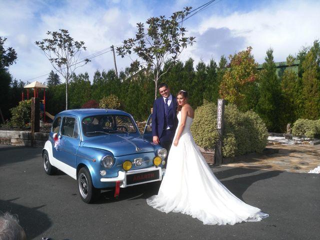 La boda de Andres y Cristina