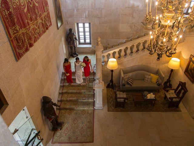 La boda de Rubén y Laura en Baiona, Pontevedra 21