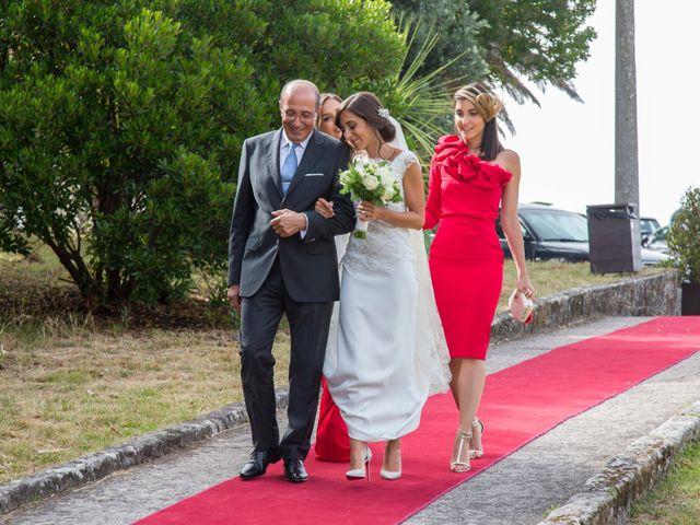 La boda de Rubén y Laura en Baiona, Pontevedra 22