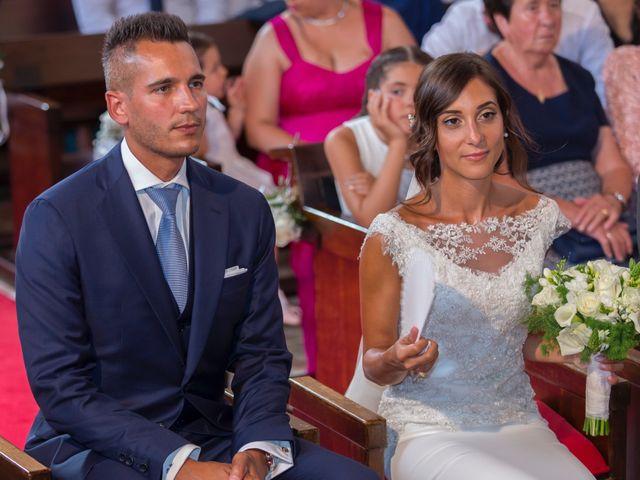 La boda de Rubén y Laura en Baiona, Pontevedra 26