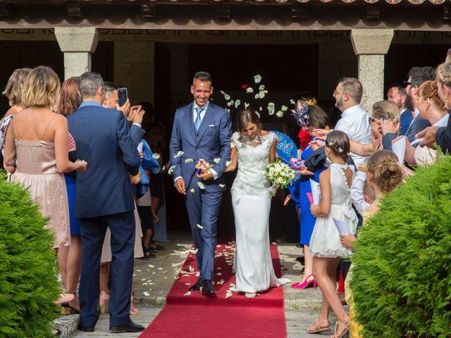 La boda de Rubén y Laura en Baiona, Pontevedra 30
