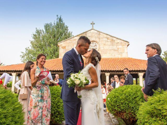 La boda de Rubén y Laura en Baiona, Pontevedra 31