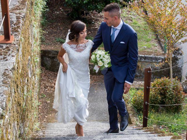 La boda de Rubén y Laura en Baiona, Pontevedra 32