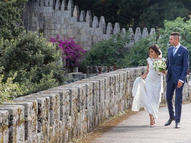 La boda de Rubén y Laura en Baiona, Pontevedra 33