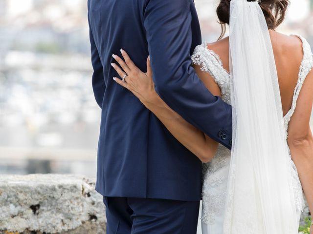 La boda de Rubén y Laura en Baiona, Pontevedra 35