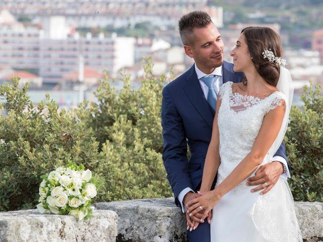 La boda de Rubén y Laura en Baiona, Pontevedra 38