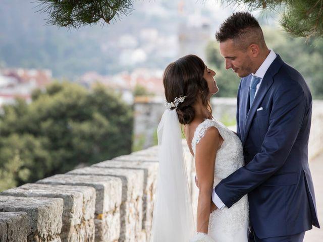 La boda de Rubén y Laura en Baiona, Pontevedra 39