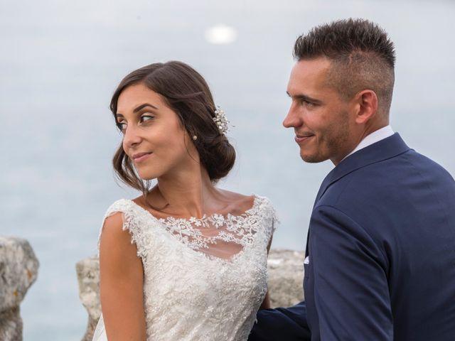La boda de Rubén y Laura en Baiona, Pontevedra 41