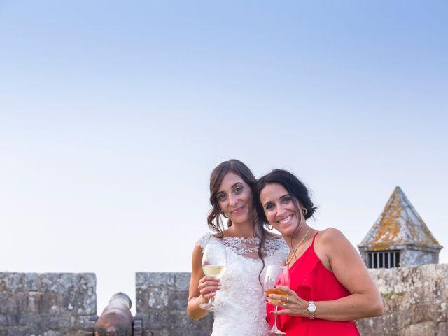 La boda de Rubén y Laura en Baiona, Pontevedra 47
