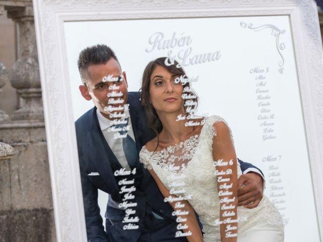 La boda de Rubén y Laura en Baiona, Pontevedra 49