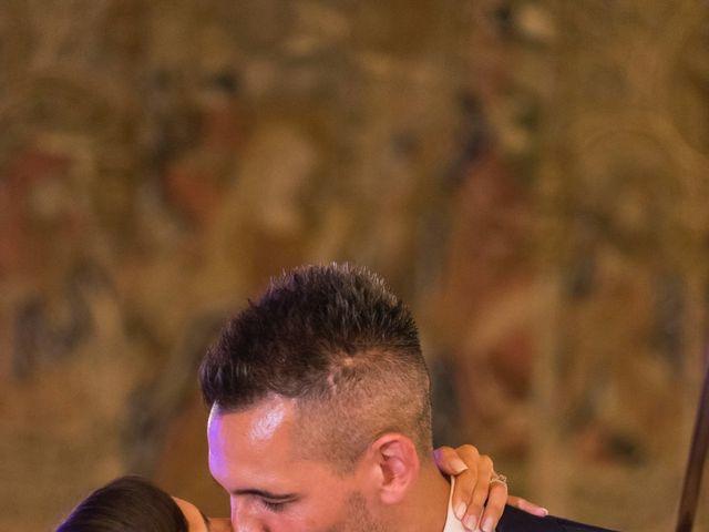 La boda de Rubén y Laura en Baiona, Pontevedra 58