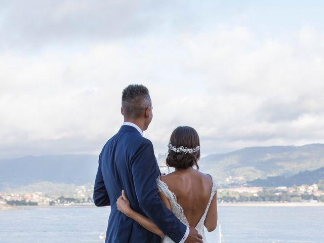 La boda de Rubén y Laura en Baiona, Pontevedra 64