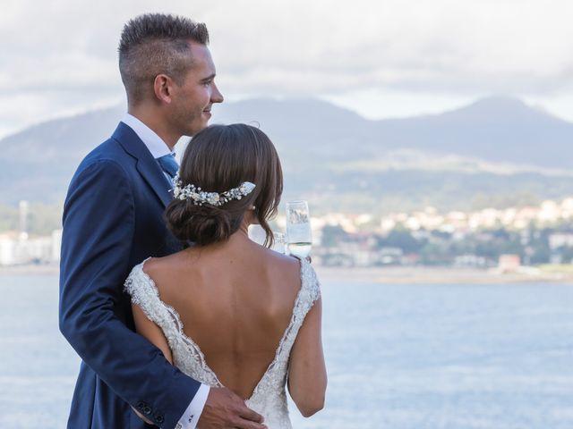 La boda de Rubén y Laura en Baiona, Pontevedra 65