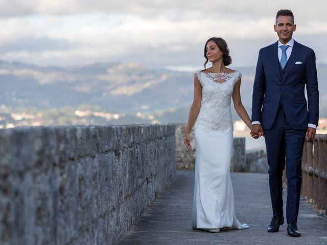 La boda de Rubén y Laura en Baiona, Pontevedra 72