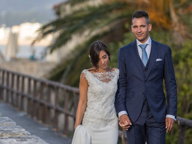 La boda de Rubén y Laura en Baiona, Pontevedra 73
