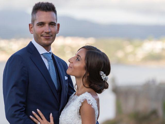 La boda de Rubén y Laura en Baiona, Pontevedra 75