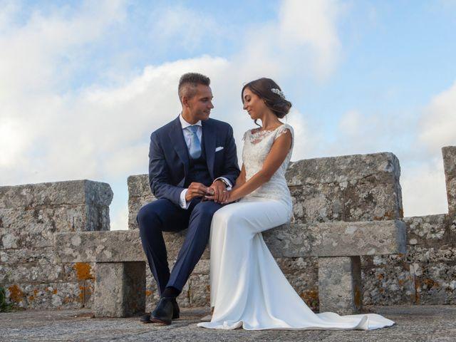 La boda de Rubén y Laura en Baiona, Pontevedra 77