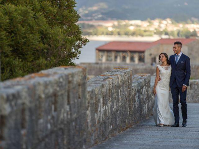 La boda de Rubén y Laura en Baiona, Pontevedra 80