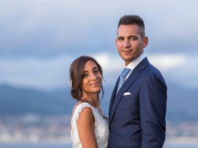 La boda de Rubén y Laura en Baiona, Pontevedra 85