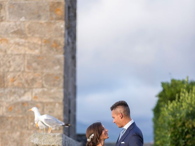La boda de Rubén y Laura en Baiona, Pontevedra 87