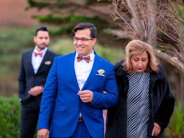La boda de Jason y Stephani en Isla, Cantabria 24
