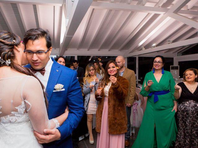 La boda de Jason y Stephani en Isla, Cantabria 42