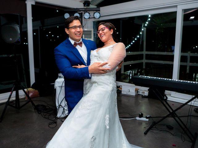 La boda de Jason y Stephani en Isla, Cantabria 44