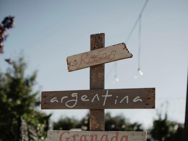 La boda de René y Estefanía en Granada, Granada 3