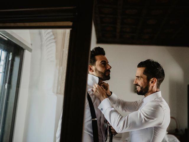 La boda de René y Estefanía en Granada, Granada 15