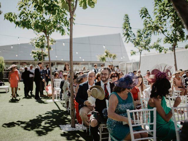 La boda de René y Estefanía en Granada, Granada 21