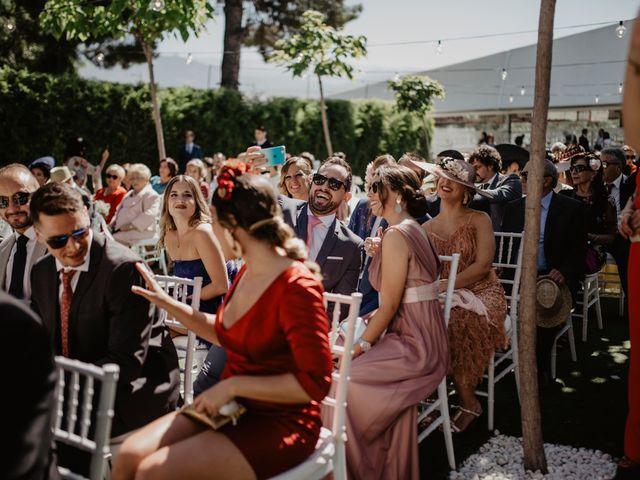 La boda de René y Estefanía en Granada, Granada 22