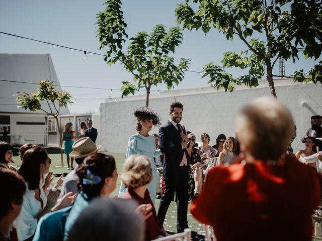 La boda de René y Estefanía en Granada, Granada 23