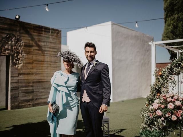 La boda de René y Estefanía en Granada, Granada 25