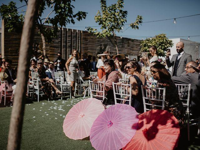 La boda de René y Estefanía en Granada, Granada 26