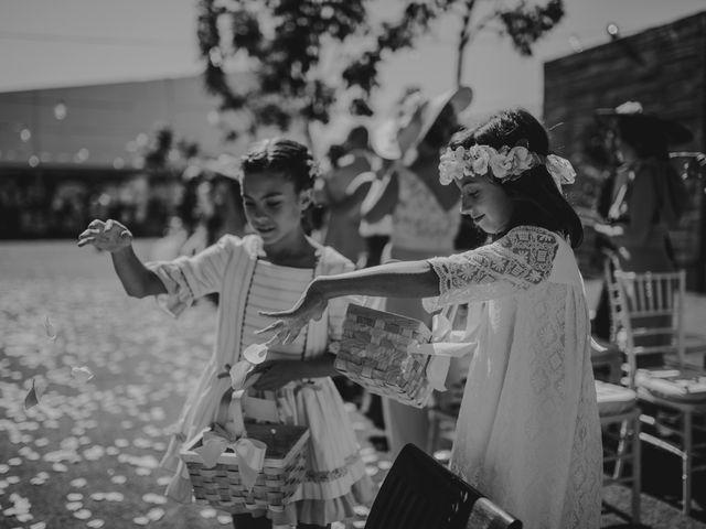 La boda de René y Estefanía en Granada, Granada 28