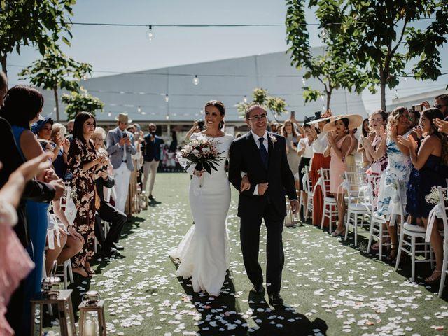 La boda de René y Estefanía en Granada, Granada 30