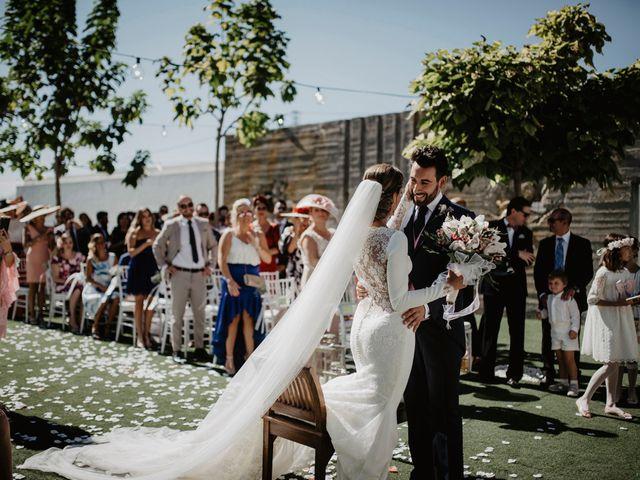 La boda de René y Estefanía en Granada, Granada 32